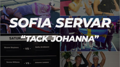Photo of SOFIA SERVAR – TACK JOHANNA